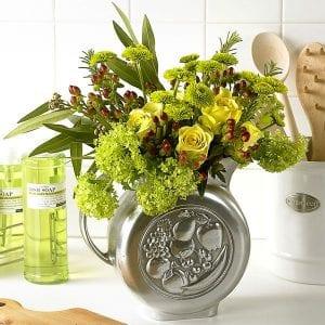 Kitchen Flower Recipes