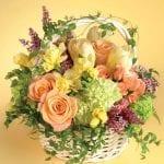Basket Arrangement - spring