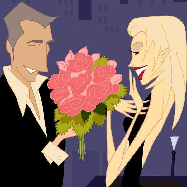 Guy's Guide to Giving Flowers