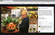 Phoenix Business Bolsters Food Donations with Sunflowers