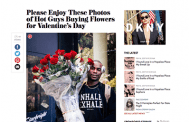 Florists Use Connections, Charm and Can-Do Spirit to Shine in Valentine's Day Media