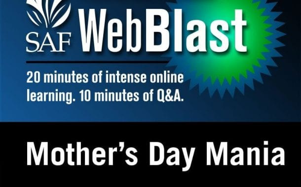 Free WebBlast to Give Mother's Day Marketing, Sales Pointers