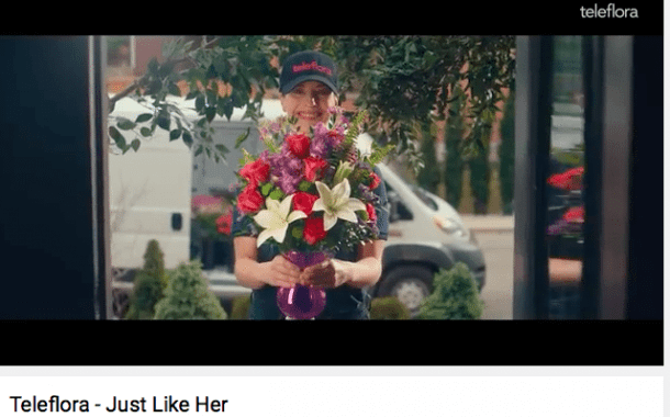 Teleflora's 'Just Like Her' Ads Promote Mother's Day Flowers through Storytelling