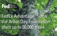 Branch Out with FedEx Advantage and the Arbor Day Foundation