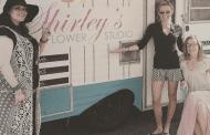 Arkansas Flower Shop Goes Mobile with Pop Up Camper