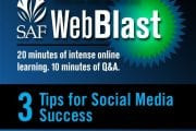 Free WebBlast to Reveal 3 Tips for Social Media Success