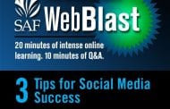 Free WebBlast to Reveal 3 Tips for Social Media Success