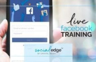 Members Save 10% on Crystal Media's Live Facebook Training Program
