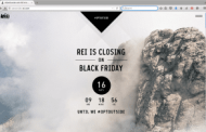 REI Opts Out of Black Friday