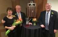 Michigan Floral Association Names Dwight Larimer AAF, PFCI, to Hall of Fame
