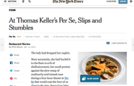 Lessons from a Storied Restaurant's Slip Ups