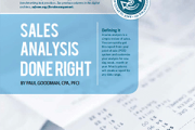 Best Practices for a Better Sales Analysis