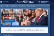 Start-Up Site Matches Voters with Presidential Pick