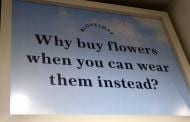 Ancestory.com 'Reviews' Negative Floral Remark in Ad