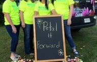 Petal It Forward Prep: Order T-Shirts and Flower Cards