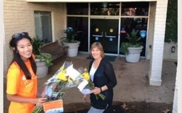 Petal It Forward Wrap Up: Share Updates, Say Thank You