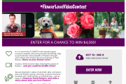 Got Petal It Forward Video? Check out AFE's New Contest
