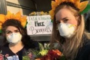 Wholesaler Continues Petal It Forward Despite Area Fires