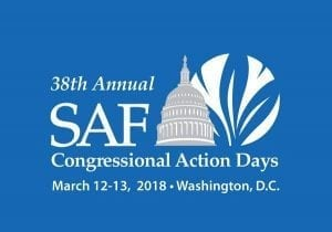 38th Annual SAF Congressional Action Days, March 12-13, 2018