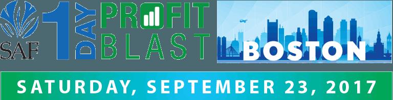 Profit Blast Boston - Sept. 23, 2017