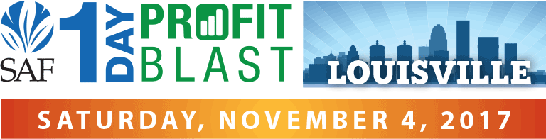 SAF Profit Blast - Louisville - Nov. 4