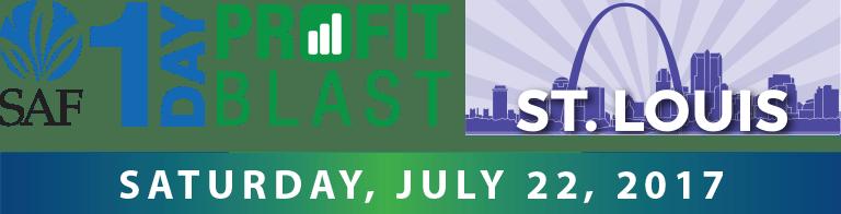 1-Day Profit Blast - St. Louis, July 22, 2017