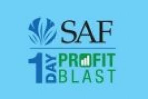 SAF Profit Blast logo