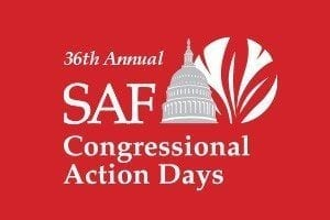 SAF Congressional Action Days logo