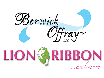 Sponsor BerwickOffray LionRibbon