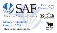 Perscription Card for SAF