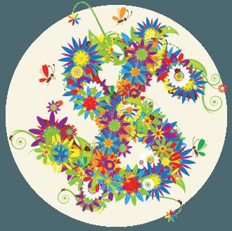 Floral Calculator