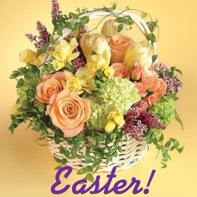 Easter sharable