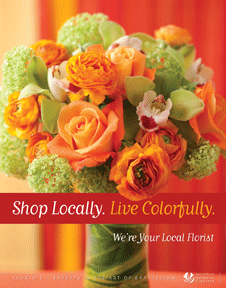 Shop Locally. Live Colorfully.