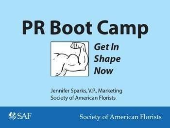 PR Boot Camp
