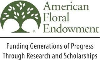american floral endowment logo