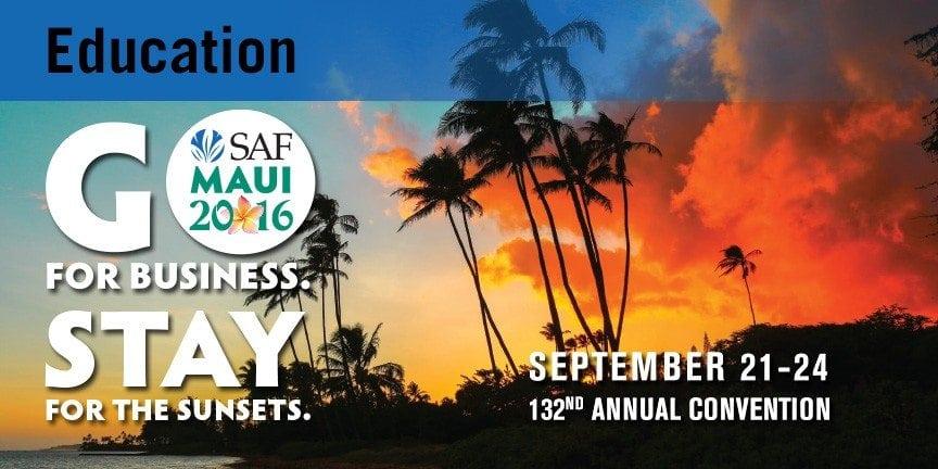 SAF Maui 2016 image