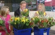 SAF Petals It Forward: Spreading Flower Power on New York Streets