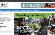 Hey, Good Looking: SAF Website Gets Strategic Update