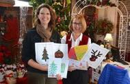 Royer's Presents Red Cross with Hundreds of Cards, Coloring Pages for Active Military and Veterans