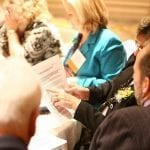 CAD attendees had plenty of background materials to help them prepare for their day on Capitol Hill.