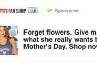 ESPN Changes Mother's Day Promotion