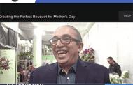 Florists Score High Profile Coverage Leading up to Mother's Day