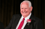 Michigan Floral Foundation Honors Longtime Syndicate Sales Leader