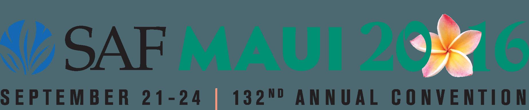 SAF Maui 2016