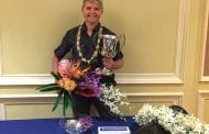 Derek Woodruff, AIFD, PFCI, CF, Wins 49th Annual Sylvia Cup Design Competition