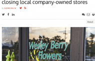 Wesley Berry Shutters Three Detroit Area Stores