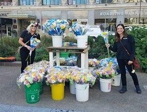 Local Florists Petal It Forward — Coverage