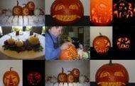 North Carolina Florist Glows with Pumpkin Carving