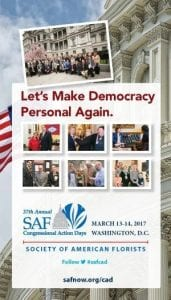 Read the brochure for details on this year's Congressional Action Days