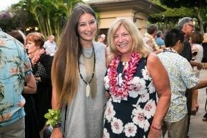 """""""This will be my second convention and my mom's fourth,"""" said Nicole Palazzo of City Line Florist in Trumbull, Connecticut, about SAF Palm Beach 2017. """"We wouldn't miss another for the world!"""""""